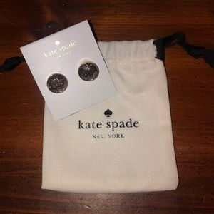 Kate spade multi-colored sparkle earring
